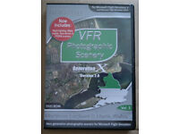 VFR Photographic Scenery Gen-X Ver. 2 Vol 3 + V3 Update Disk