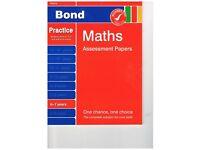 Bond Maths Assessment Papers 6 - 7