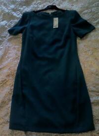 Lovely aqua blue\turquoise dress.