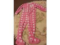 Age 2-3 Peppa Pig onesie babygrow