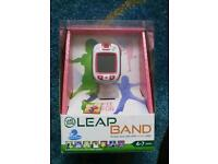 Leapfrog Leap band in pink