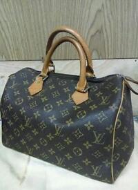 Authentic classic Louis vuitton speedy 30 handbag