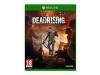 DEAD RISING 4 - XBOX ONE game - BRAND NEW AND SEALED