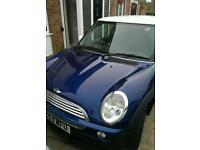 Wanted mini cooper read add