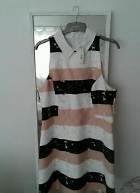New Ladies River lsland Dress