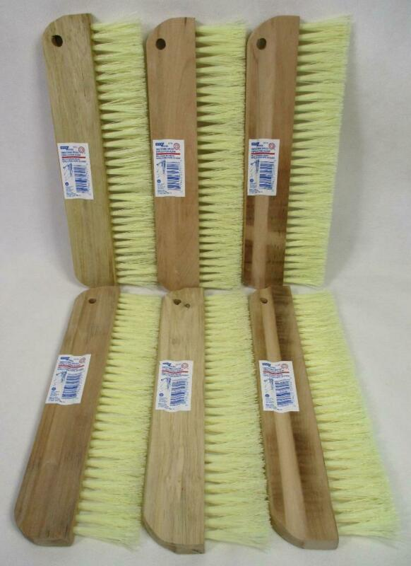 "Lot of 6 Hyde Tools Wallpaper Wall Covering 12"" Smoothing Brush Contractor B-9"
