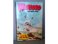 vintage warlord books
