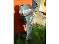 25hp outboard mariner