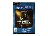 Tom Clancy's Splinter Cell Pandora Tomorrow (PC version) New and sealed £1.50