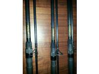 Century NG rods