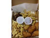 Fusion munchie box for only £11.90.