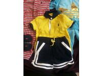 Baby boys ralph and adidas mini bundle