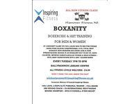 121 ELITE MOBILE PERSONAL TRAINING - BOXANITY - BOXERCISE & HIIT TRAINING