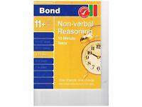 Bond Non Verbal Reasoning 10 Minute Tests 9-10