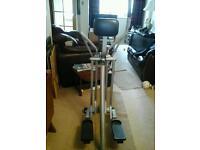 Airwalk exercise machine