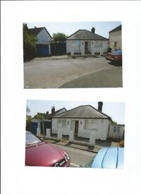 2 bed spacious bungalow stunning views for rent