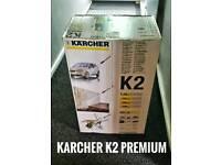 Karcher K2 Premium pressure washer (new/boxed/Un-used)