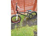 Bmx bike custom 9t lhd