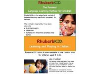 Learning and playing in Italian! A new method for kids aged 5 to 11 in the comfort of your home.