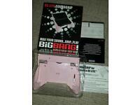 Nintendo DS / Light Soundgrip Pink - New