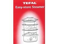 Tefal Vegetable Steamer