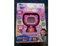 Vtech kidipet friends pink cat