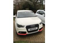 Audi A1, White, Competition Line, 1.4 TFSI (Full Leather Interior)