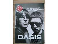 Q special edition Oasis ten years of rock n mayhem