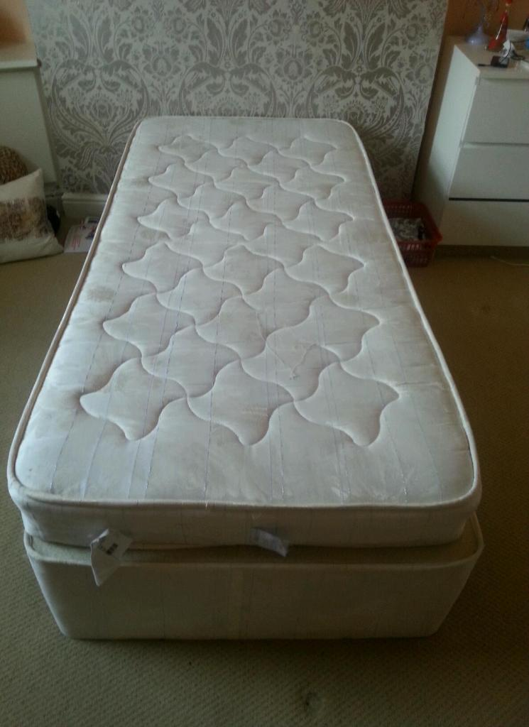 Airsprung Single Bed Buy Sale And Trade Ads Great Prices