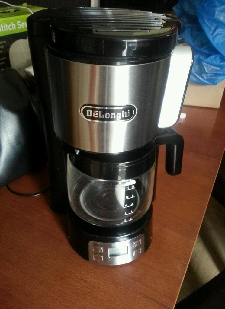 Delonghi coffee maker for sale in Bramley West  : 86 from gumtree.com size 745 x 1024 jpeg 75kB