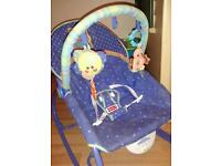 Baby rocker bouncer chair Fisher Price