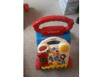 Vtech first steps baby Walker old version