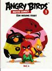 "Strip : ""Angry Birds movie comics nr. 1 - een nieuwe start""."