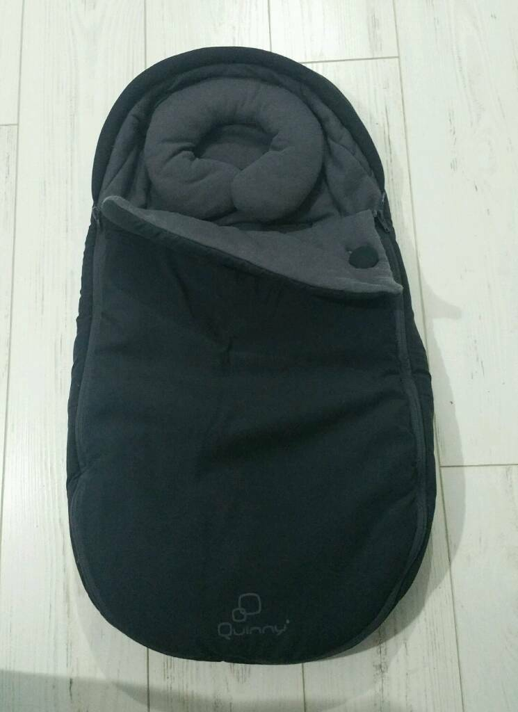 Quinny cocoon footmuff