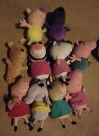 TY Peppa and Friends