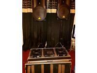 Pioneer CDJ-1000MK2 mixer speakers