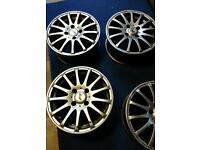 """15"""" alloys ford peugot fitment 40 ono"""