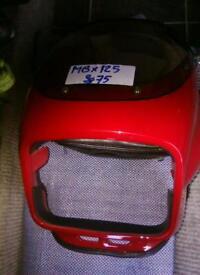 Honda MBX125 f SOLD