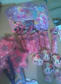 minni mouse bath set bundle