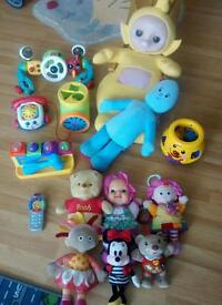 Toy bundle age 0-3 years