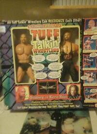 Tuff talkin wrestles
