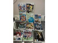 Wii plus loads of games and accessories. .Xmas is coming !!
