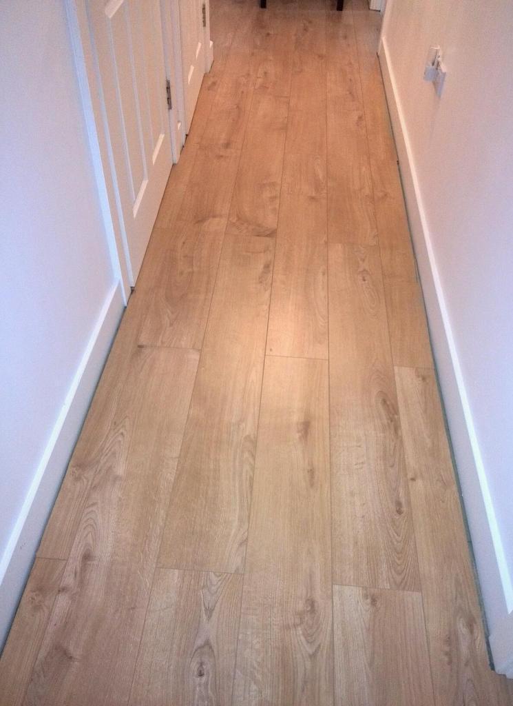 Laminate Flooring Venezia Oak In Totton Hampshire Gumtree