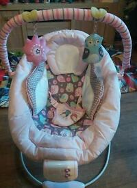 Baby bouncer in lovely condition