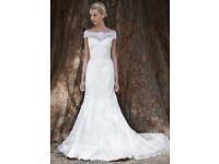 Augusta Jones Wedding Dress Size 8