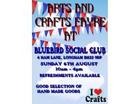 Arts and Crafts Fayre