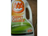 VAX Carpet cleaner liquid AAA