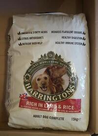 Harringtons complete adult dog food