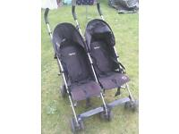 Tippitoes reflect double buggy