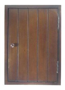 Wood Key Cabinet Ebay